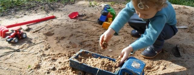 Arquivo pessoal: dias atuais e as brincadeiras na areia continuam!